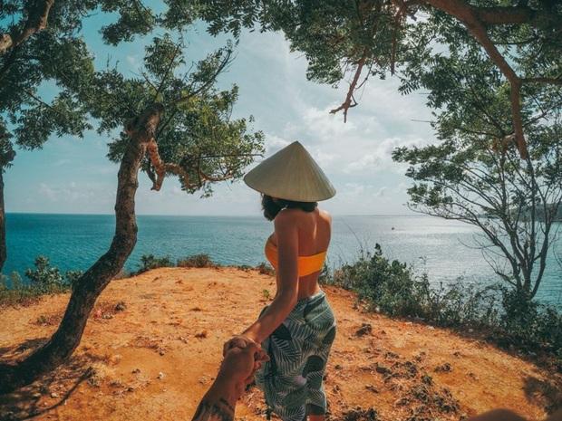 Nữ chính Người ấy là ai từng được bạn trai cũ chụp cho bộ hình Đưa em đi khắp Bali gây sốt mạng xã hội - Ảnh 10.