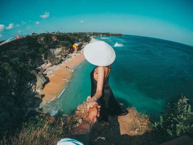 Nữ chính Người ấy là ai từng được bạn trai cũ chụp cho bộ hình Đưa em đi khắp Bali gây sốt mạng xã hội - Ảnh 5.