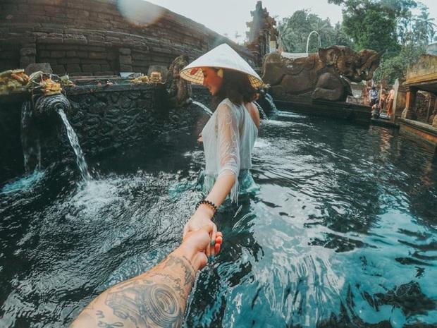 Nữ chính Người ấy là ai từng được bạn trai cũ chụp cho bộ hình Đưa em đi khắp Bali gây sốt mạng xã hội - Ảnh 9.