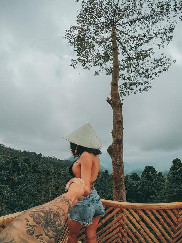 Nữ chính Người ấy là ai từng được bạn trai cũ chụp cho bộ hình Đưa em đi khắp Bali gây sốt mạng xã hội - Ảnh 6.