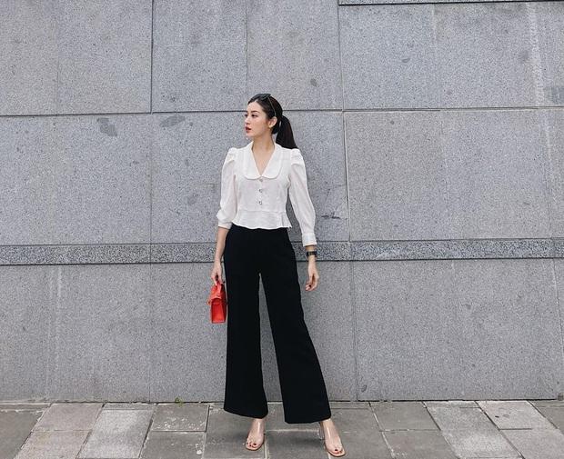 Loạt váy áo Zara xinh xẻo được sao Việt diện ầm ầm hè này, xem xong là biết ngay đâu là món hot hit đáng sắm nhất - Ảnh 10.