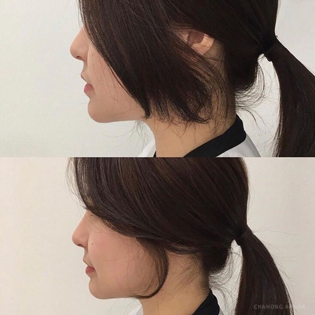 """Không chỉ xõa tóc mới che được mặt to, còn có những kiểu buộc nịnh mặt hay ho mà bạn chưa được """"khai sáng"""" - Ảnh 6."""