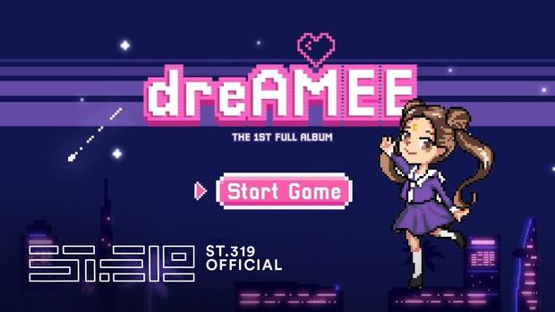 AMEE hoá thân thành nhân vật trò chơi điện tử, đánh úp người hâm mộ bằng 2 dự án liên tiếp: một MV và cả một album hoành tráng! - Ảnh 4.