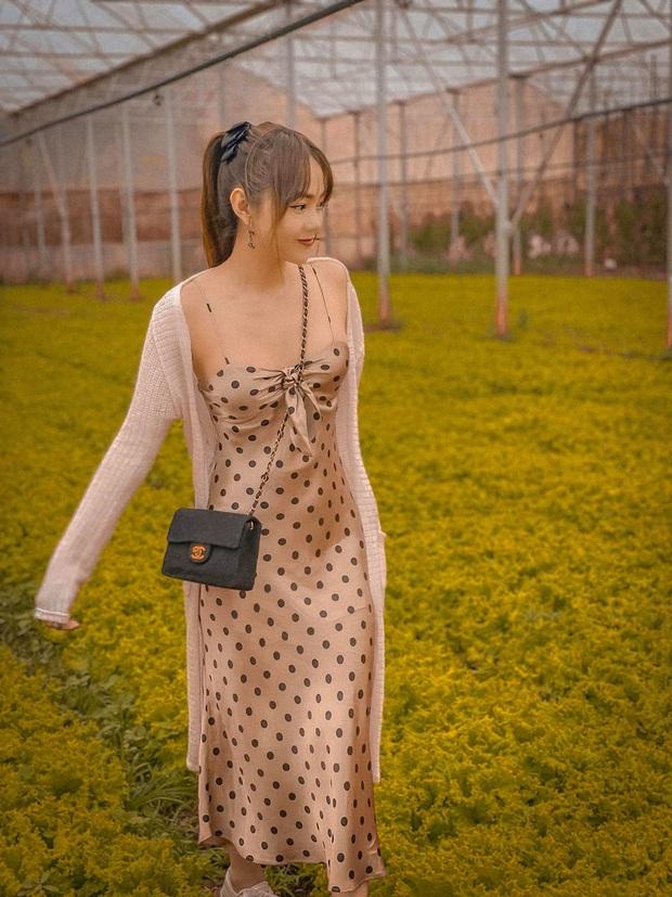 Loạt váy áo Zara xinh xẻo được sao Việt diện ầm ầm hè này, xem xong là biết ngay đâu là món hot hit đáng sắm nhất - Ảnh 6.