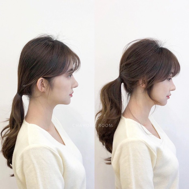 """Không chỉ xõa tóc mới che được mặt to, còn có những kiểu buộc nịnh mặt hay ho mà bạn chưa được """"khai sáng"""" - Ảnh 3."""