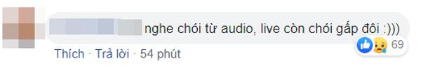 Momo (TWICE) bị netizen chê bai tơi tả khi hát live mừng chiến thắng, cất giọng 1 câu siêu choé rồi lộ vẻ khó xử ra mặt - Ảnh 4.