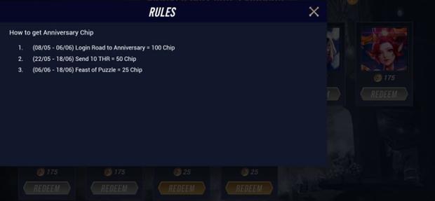 Liên Quân Mobile: Garena huy động 70 tướng, 28 skin cho game thủ chọn ở event mừng sinh nhật 3 tuổi - Ảnh 2.