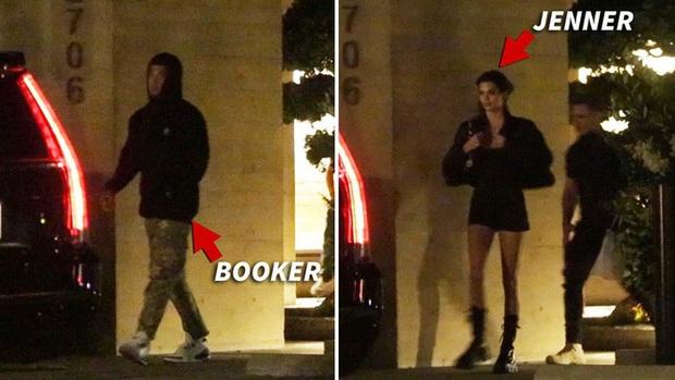 Siêu mẫu Kendall Jenner hẹn hò ăn tối cùng sao bóng rổ NBA: Liên tục gặp nhau thế này bảo sao fan cứ sốt xình xịch rồi không ngừng đồn đoán - Ảnh 1.