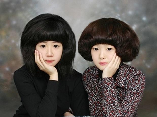 Ai từng chê tóc sư tử của 8x, 9x Việt xấu hoắc chắc chắn chưa nhìn tóc kẹo bông của dân Hàn thời xưa - Ảnh 1.