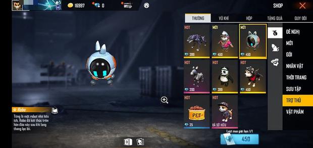 Free Fire: Khám phá đại hội thú cưng siêu dễ thương, từ boss đến rái cá Ottero đều đậm chất dân chơi - Ảnh 2.
