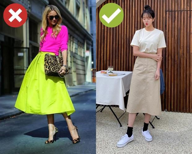 4 kiểu chân váy đã lỗi mốt trầm trọng, chị em đừng dại vớ phải mà khiến phong cách xuống hạng - Ảnh 2.
