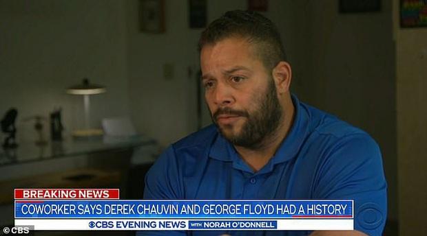 Sĩ quan ghì chân lên cổ George Floyd cực hung dữ, rất sợ người da màu - Ảnh 1.