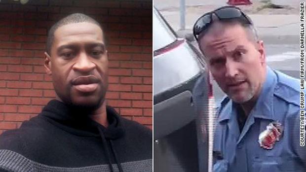 Sĩ quan ghì chân lên cổ George Floyd cực hung dữ, rất sợ người da màu - Ảnh 2.