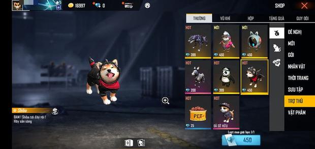Free Fire: Khám phá đại hội thú cưng siêu dễ thương, từ boss đến rái cá Ottero đều đậm chất dân chơi - Ảnh 3.