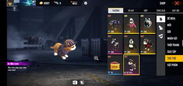 Free Fire: Khám phá đại hội thú cưng siêu dễ thương, từ boss đến rái cá Ottero đều đậm chất dân chơi - Ảnh 8.