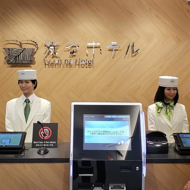 Những công nghệ độc đáo chỉ có thể thấy ở Nhật Bản - Ảnh 7.