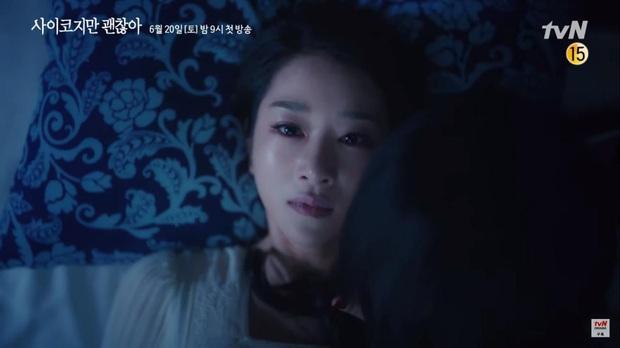 Kim Soo Hyun đẹp muốn xỉu ở Psycho But Its Okay nhưng crush lại mải ngắm trai lạ khỏa thân thế mới tức! - Ảnh 10.