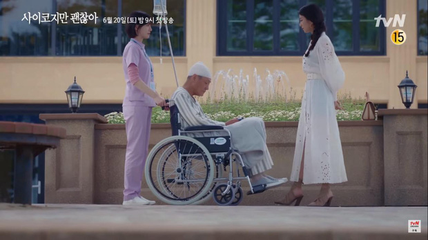 Kim Soo Hyun đẹp muốn xỉu ở Psycho But Its Okay nhưng crush lại mải ngắm trai lạ khỏa thân thế mới tức! - Ảnh 8.