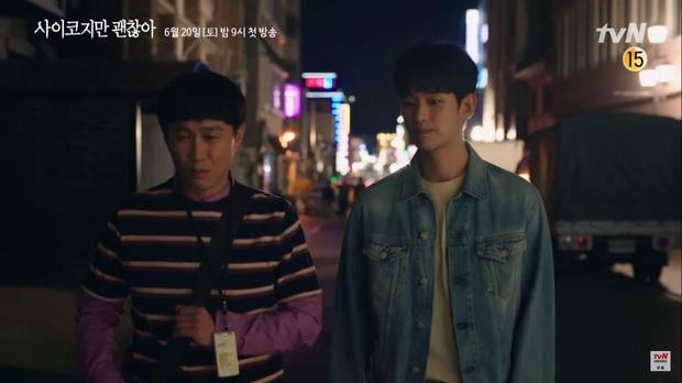 Kim Soo Hyun đẹp muốn xỉu ở Psycho But Its Okay nhưng crush lại mải ngắm trai lạ khỏa thân thế mới tức! - Ảnh 12.
