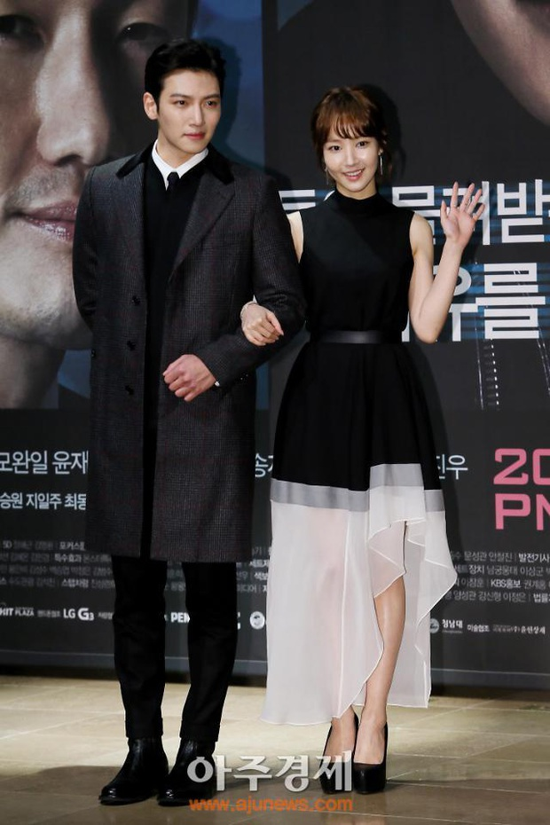 """Đóng phim với ai cũng để lộ hint tình cảm tung tóe nhưng khi đứng cạnh mỹ nhân này, Ji Chang Wook lại """"đơ như tượng"""" - Ảnh 6."""