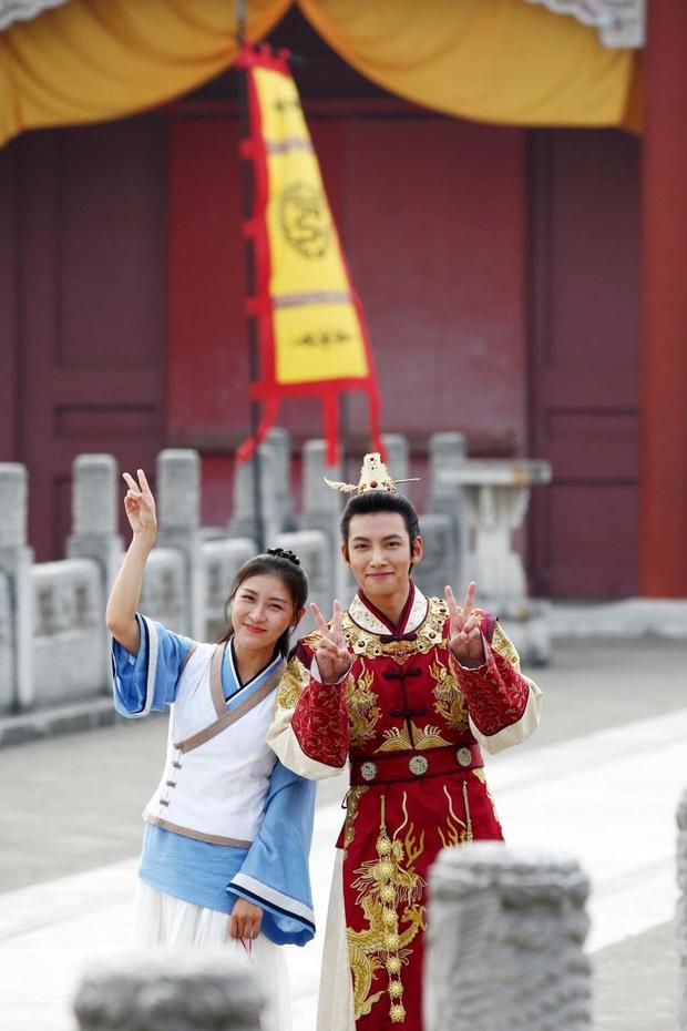 """Đóng phim với ai cũng để lộ hint tình cảm tung tóe nhưng khi đứng cạnh mỹ nhân này, Ji Chang Wook lại """"đơ như tượng"""" - Ảnh 27."""