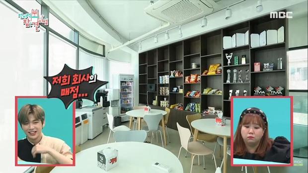 """Để lộ một khung cảnh """"gây sốc"""" trên sóng truyền hình, công ty của Kang Daniel lập tức lên top tìm kiếm, dân tình thi nhau xin ứng tuyển - Ảnh 2."""