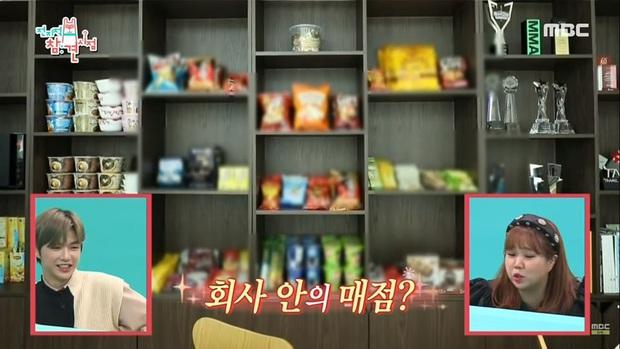 """Để lộ một khung cảnh """"gây sốc"""" trên sóng truyền hình, công ty của Kang Daniel lập tức lên top tìm kiếm, dân tình thi nhau xin ứng tuyển - Ảnh 3."""
