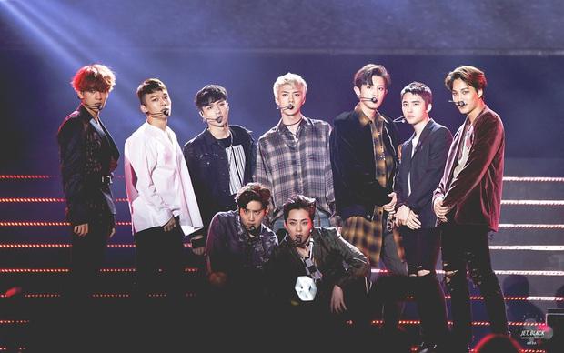 EXO bị loại khỏi đề cử Bonsang của lễ trao giải Soribada vì có… thành viên rời nhóm, lý do thiếu thuyết phục khiến fan phẫn nộ đòi giải thích - Ảnh 1.