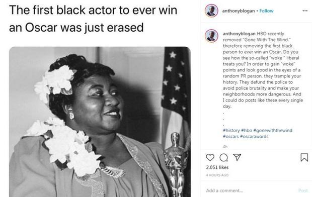 Số nhọ như HBO: Gỡ Cuốn Theo Chiều Gió vì phim phân biệt chủng tộc, ai ngờ bị phản đối vì bỏ rơi diễn viên da màu? - Ảnh 3.