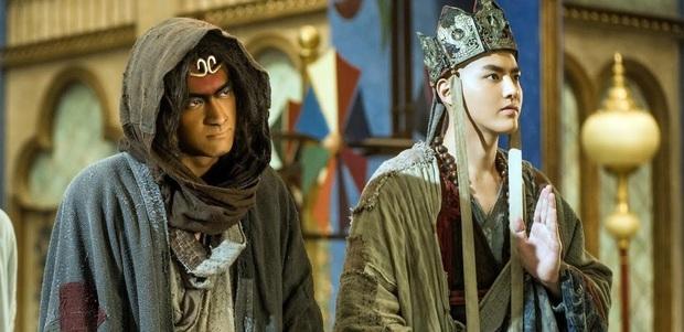 5 lần Ngô Diệc Phàm dính lùm xùm giành vai bạn diễn: Phốt siêu to cùng Dương Tử chưa là gì so với Lý Dịch Phong - Ảnh 9.