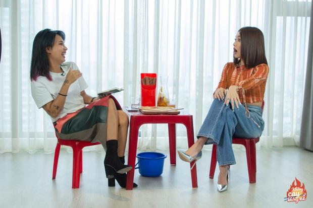 Bích Phương kể chuyện tống tiền trên show: Mẹ than bị mất danh hiệu thi đua, bố chỉ biết kêu tên nạn nhân - Ảnh 3.