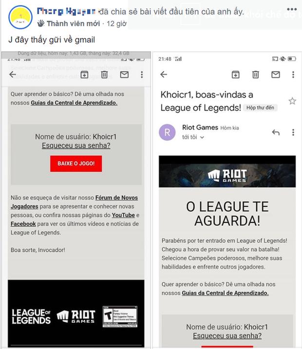 Hàng loạt game thủ Việt nhận được email từ Riot, háo hức vì tưởng thư mời test LMHT: Tốc Chiến - Ảnh 2.