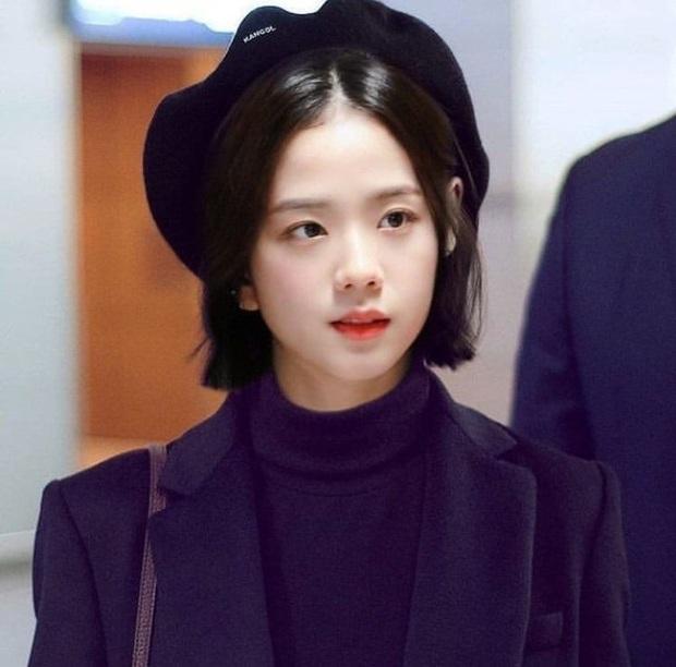 Bộ 3 visual Jisoo - Irene - Tzuyu nếu cắt tóc ngắn: Cô hay ho hẳn ra, cô thường đi trông thấy - Ảnh 3.