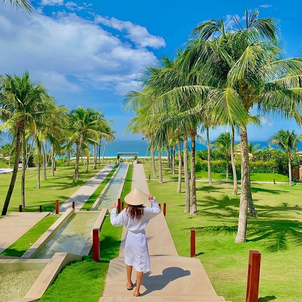 """8 resort biệt lập 5 sao đang có giá siêu """"hời"""" bên ngoài thành phố biển Nha Trang: Nơi hoàn hảo để rũ bỏ muộn phiền và hòa mình vào thiên nhiên - Ảnh 19."""