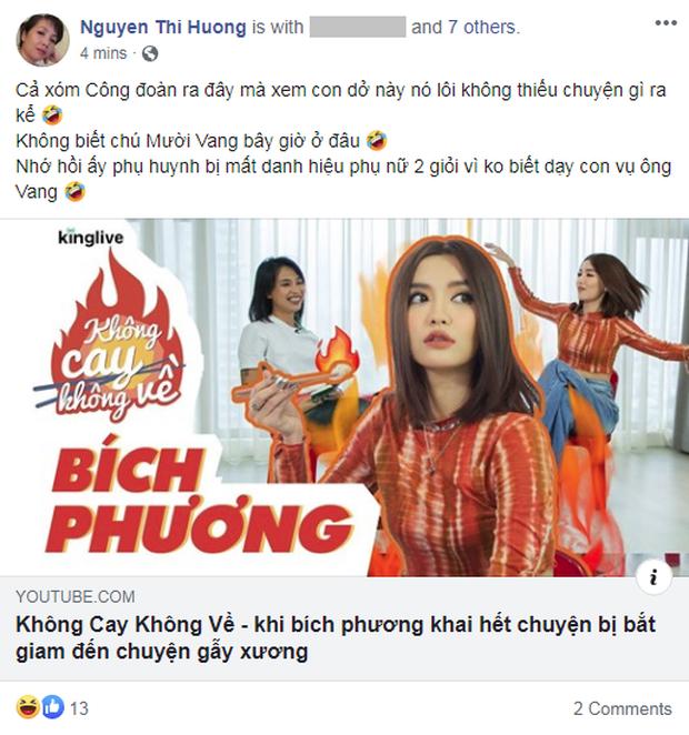 Bích Phương kể chuyện tống tiền trên show: Mẹ than bị mất danh hiệu thi đua, bố chỉ biết kêu tên nạn nhân - Ảnh 5.