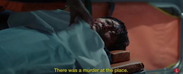 Mợ ngố Song Ji Hyo hóa ác nữ siêu bí ẩn, bị bóp cổ tưởng chết vẫn cười thản nhiên ở trailer Kẻ Xâm Nhập - Ảnh 5.