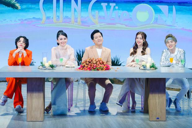 Hương Giang, Lan Ngọc, Chi Pu, Jack (J97)... đổ bộ show truyền hình Sóng kéo dài 3 đêm! - Ảnh 11.