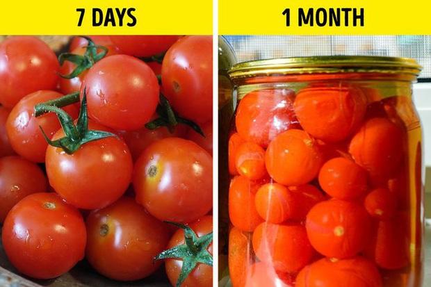 Bạn có thể giữ đồ ăn cả chục năm thay vì chỉ vài ngày theo các mẹo thú vị dưới đây - Ảnh 1.