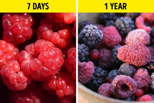 Bạn có thể giữ đồ ăn cả chục năm thay vì chỉ vài ngày theo các mẹo thú vị dưới đây - Ảnh 3.