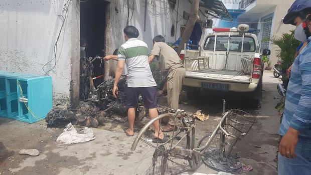 Lời khai của nghi phạm phóng hỏa phòng trọ khiến 3 cô cháu tử vong ở Sài Gòn - Ảnh 2.