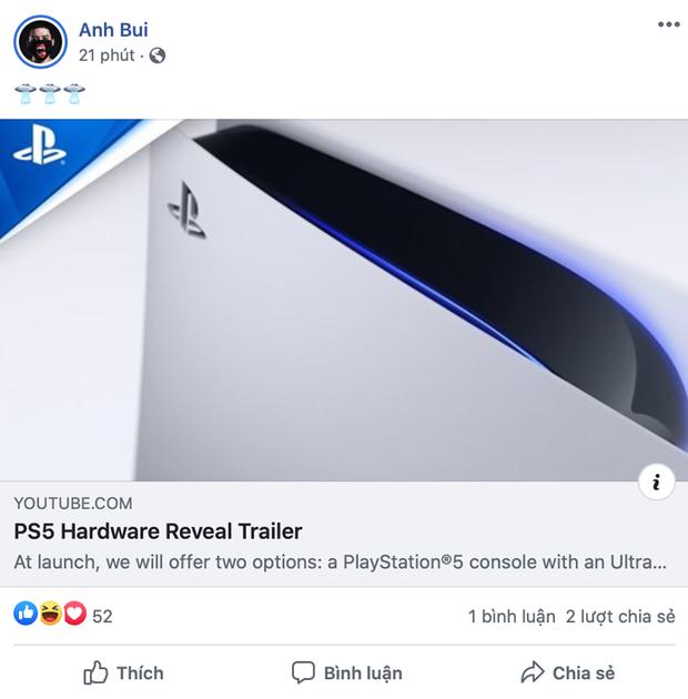 Sony chính thức ra mắt PS5, thiết kế thời thượng vượt mong đợi khiến cả PS Man lẫn rapper Andreee đứng ngồi không yên! - Ảnh 6.