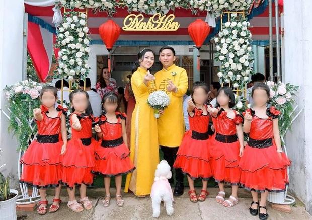 Xôn xao dàn phù dâu nhí bê tráp ở Vũng Tàu: Người ủng hộ vì dễ thương, người phản ứng do không đúng truyền thống - Ảnh 4.
