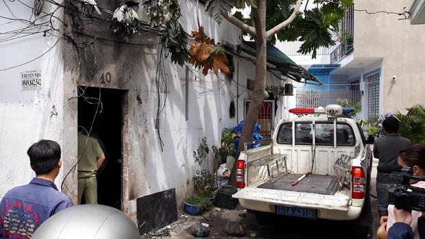 Lời khai của nghi phạm phóng hỏa phòng trọ khiến 3 cô cháu tử vong ở Sài Gòn - Ảnh 1.
