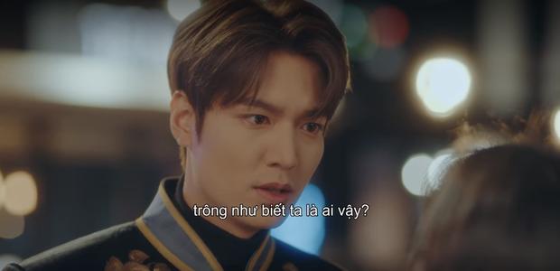 Quân Vương Bất Diệt tập cuối siêu sốt vì hai nụ hôn toé lửa của Lee Min Ho, chỉ tiếc vì không có thái tử nhí xuất hiện! - Ảnh 2.