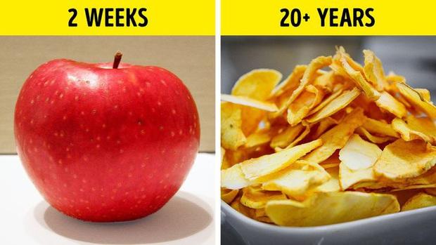 Bạn có thể giữ đồ ăn cả chục năm thay vì chỉ vài ngày theo các mẹo thú vị dưới đây - Ảnh 7.