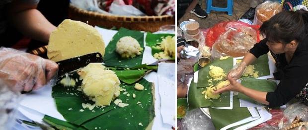 Món ăn sáng của Việt Nam chỉ từ 5k lên hẳn truyền hình Hàn Quốc, gây ấn tượng đặc biệt bởi màn biểu diễn của người bán hàng - Ảnh 1.