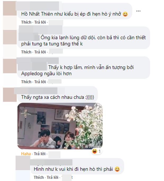Hồ Nhất Thiên - Lý Nhất Đồng diện đồ đôi ở hậu trường lên phim tung hứng nhạt nhẽo thế này? - Ảnh 6.