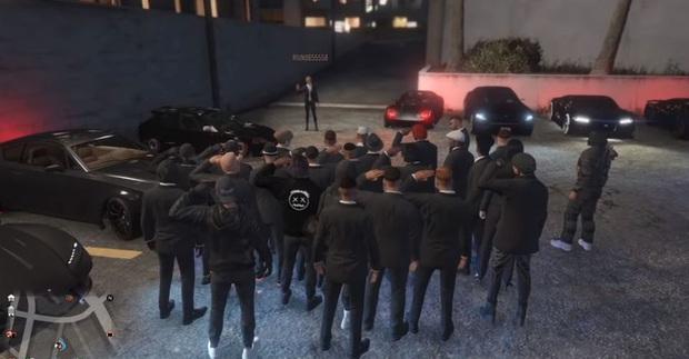 Không tập trung để đưa tang George Floyd được ngoài đời, cộng đồng game thủ tổ chức tưởng niệm trong GTA 5 - Ảnh 6.