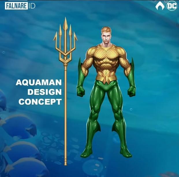 Liên Quân Mobile: Rộ lên tin đồn Garena triển khai dự án tướng bản quyền DC thứ 6 - Aquaman - Ảnh 1.