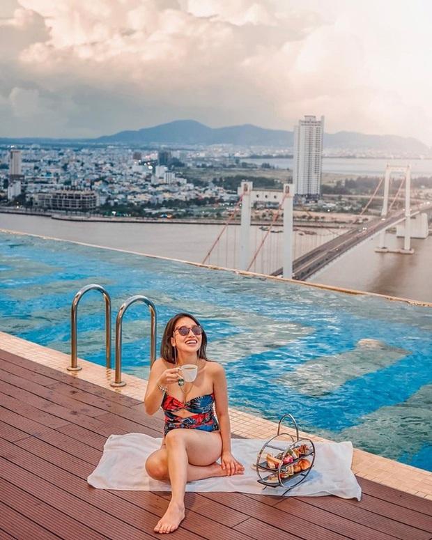 Đà Nẵng: 4 khách sạn 4-5 sao có bể bơi vô cực, view biển cực đẹp chỉ có giá dưới 3 triệu/đêm - Ảnh 1.
